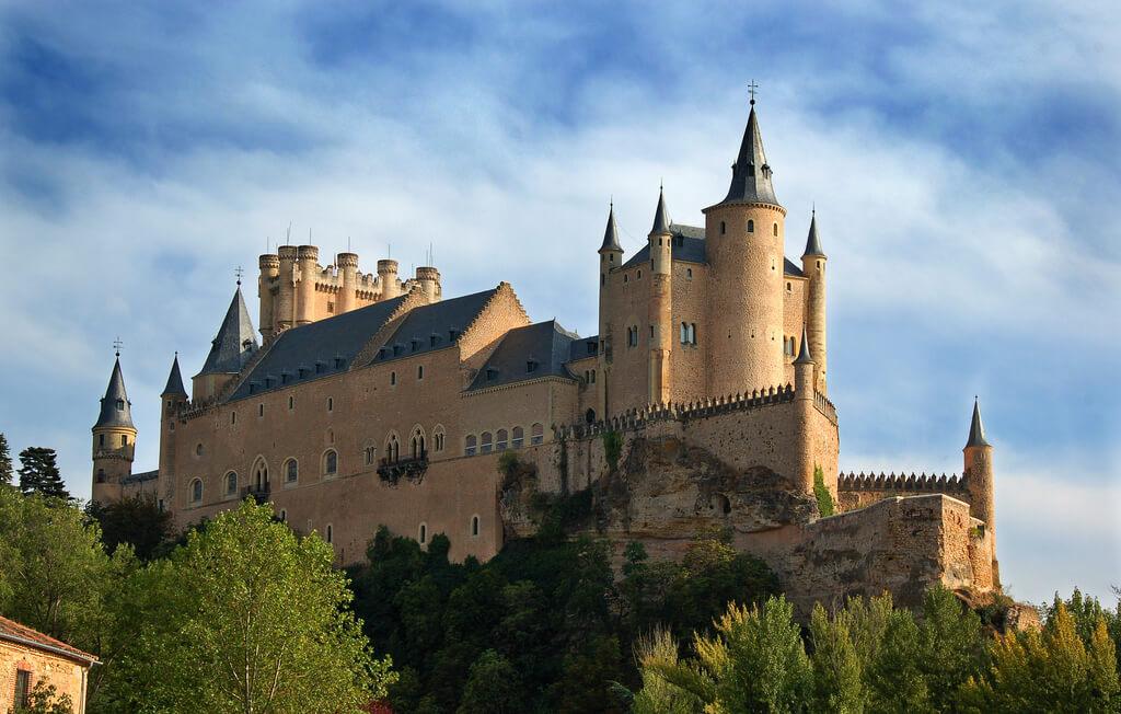 Castelo de Segóvia
