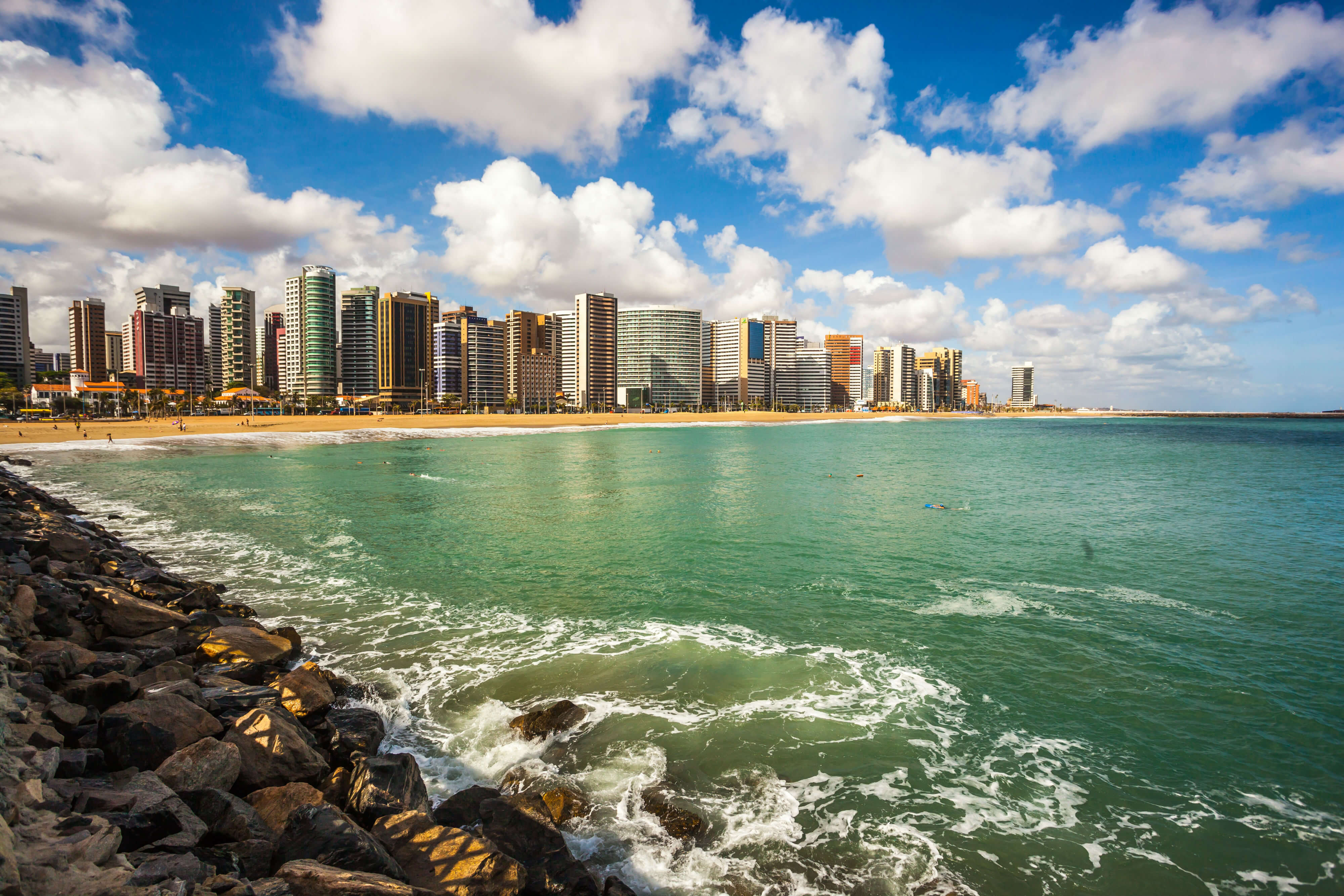 Praia de Fortaleza