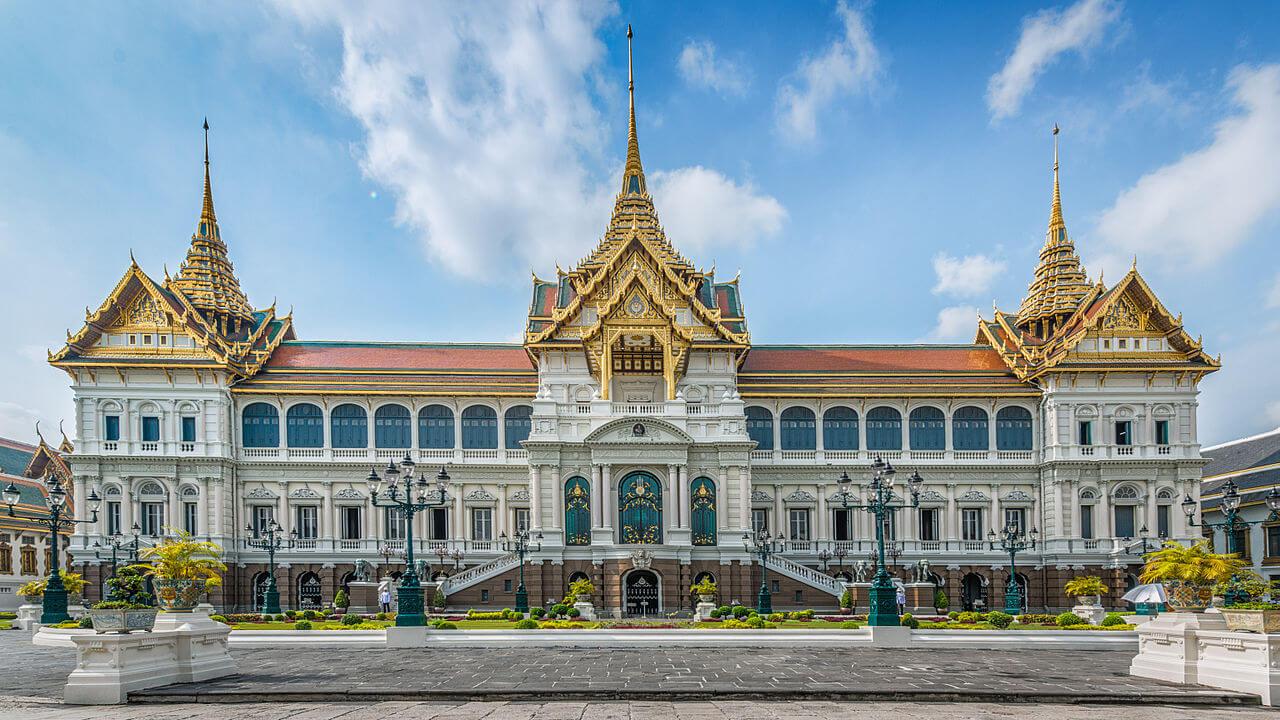 O Grande Palácio Real