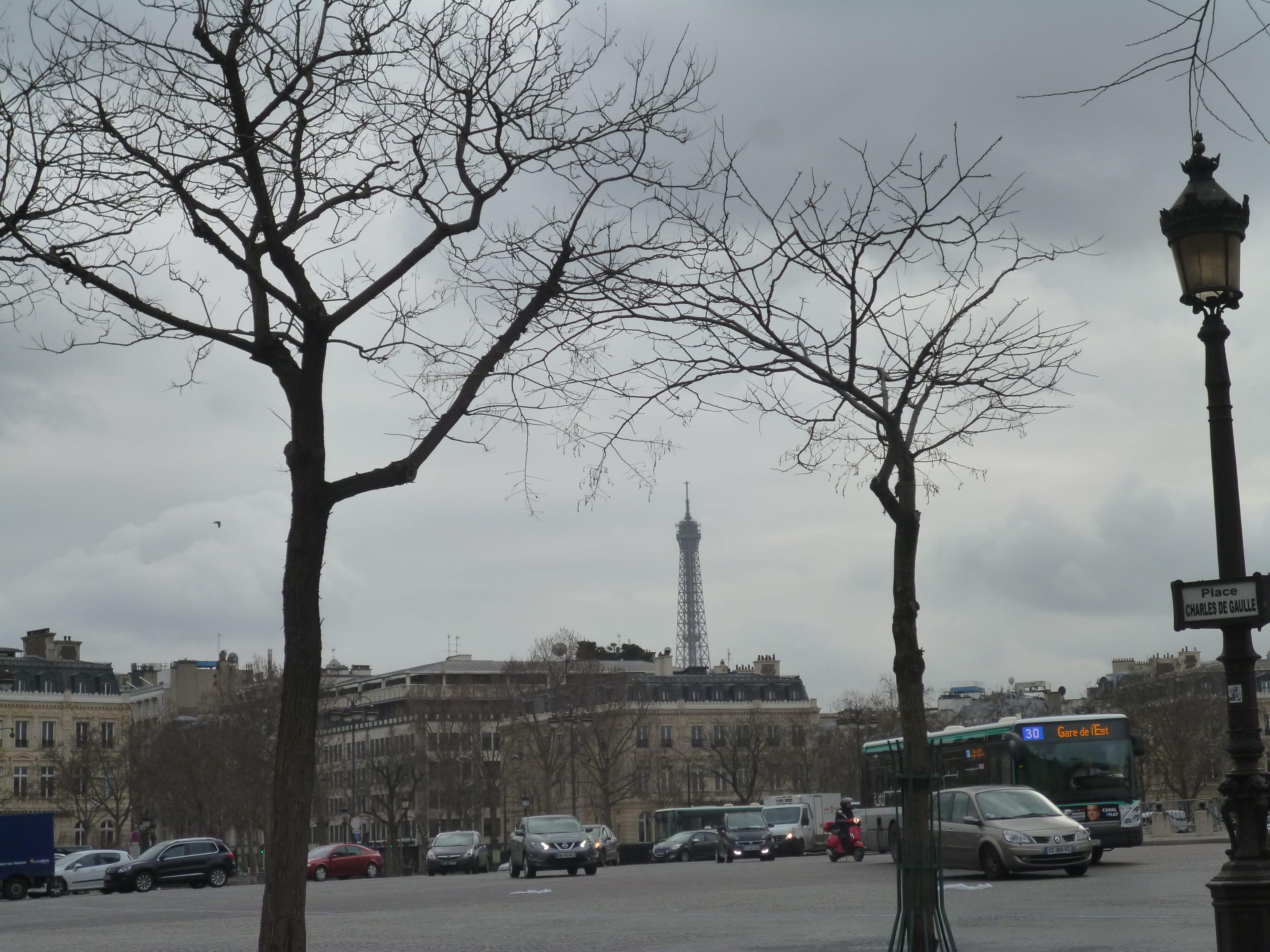 Torre Eiffel 3 dias em Paris