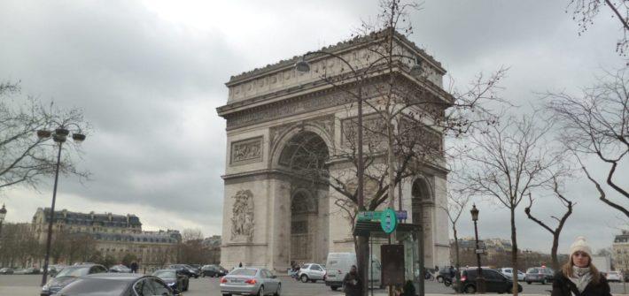 quanto custa três dias em Paris