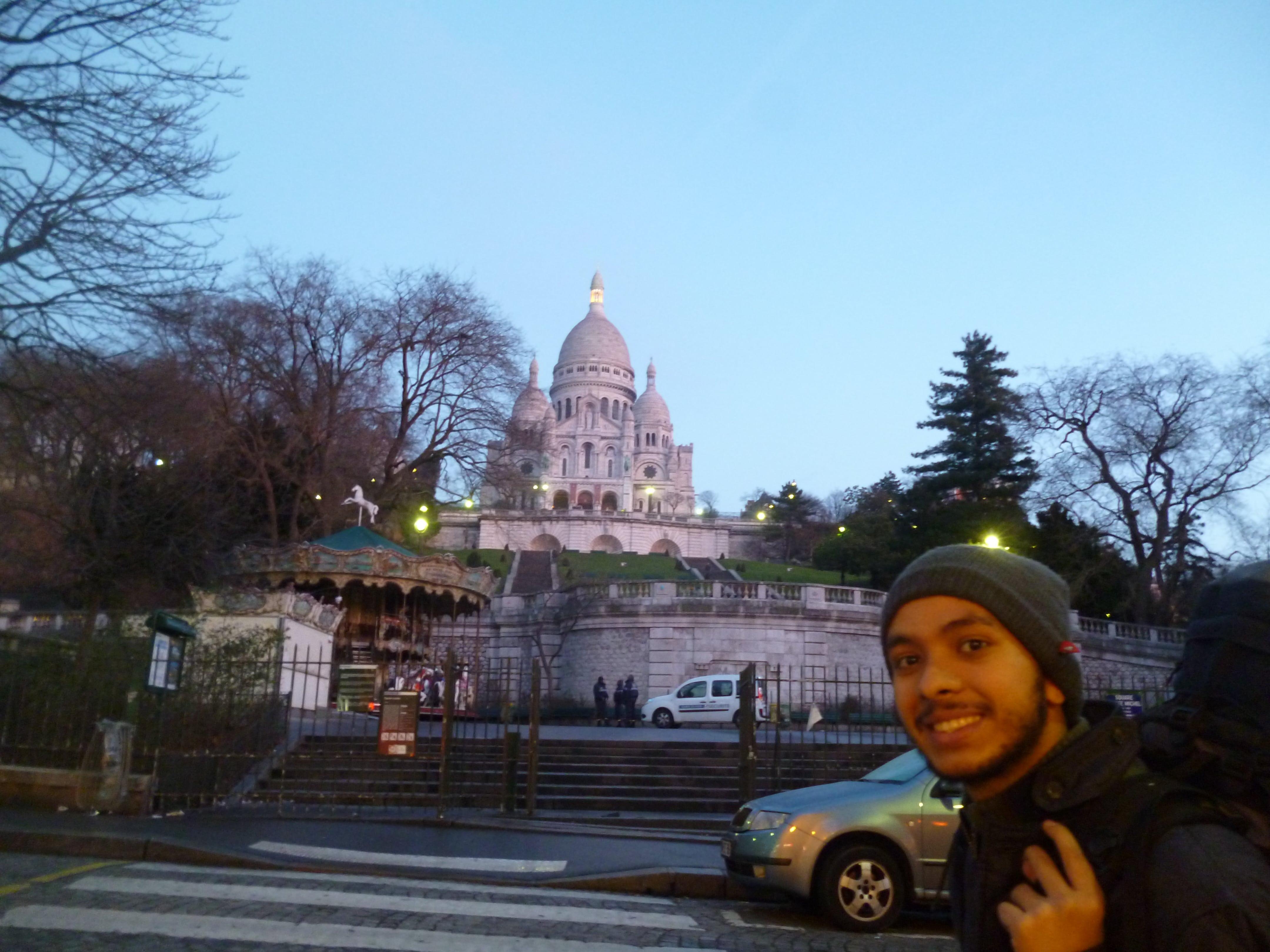 Tom em Paris