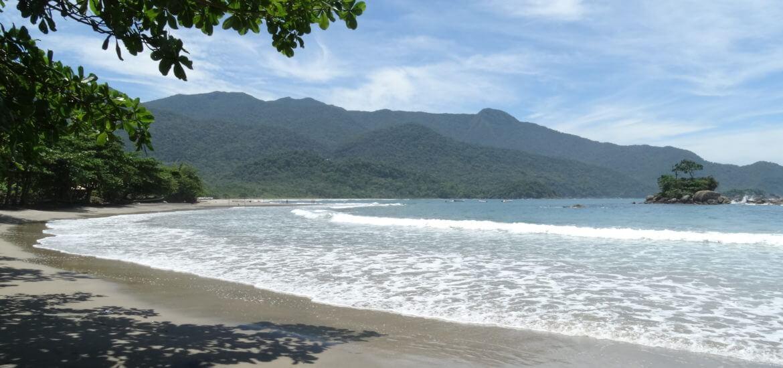 Praia - Um fim de semana em Ilhabela