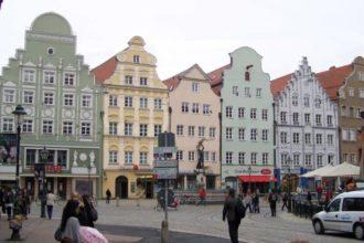 Turismo em Augsburg