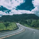 Viagem de carro pela América