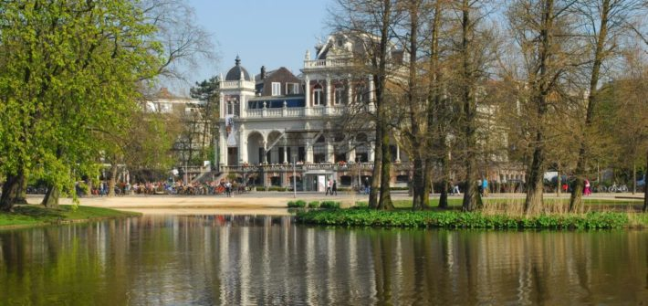 Vondelpark em Amsterdã