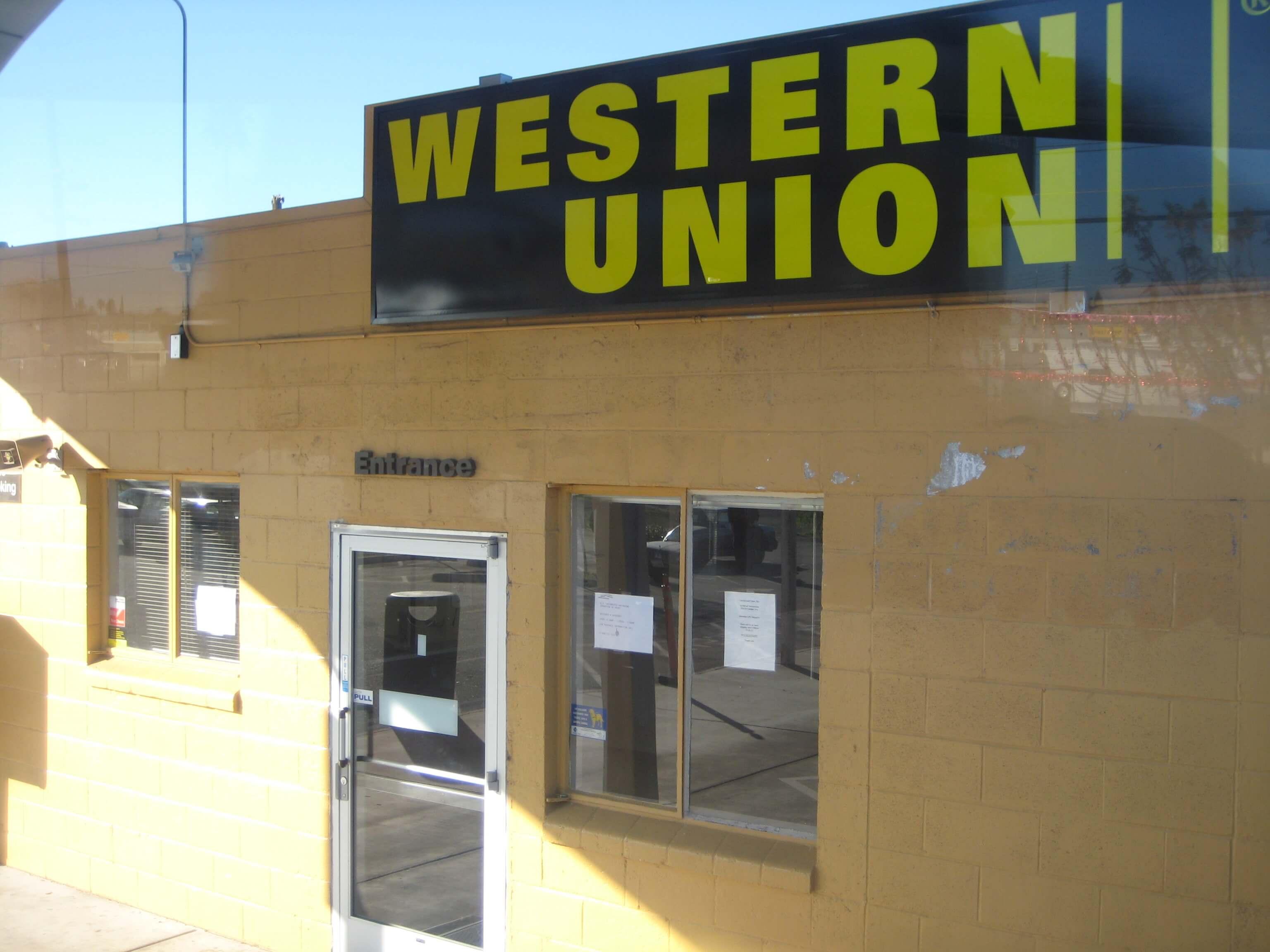 Western Union em Londres