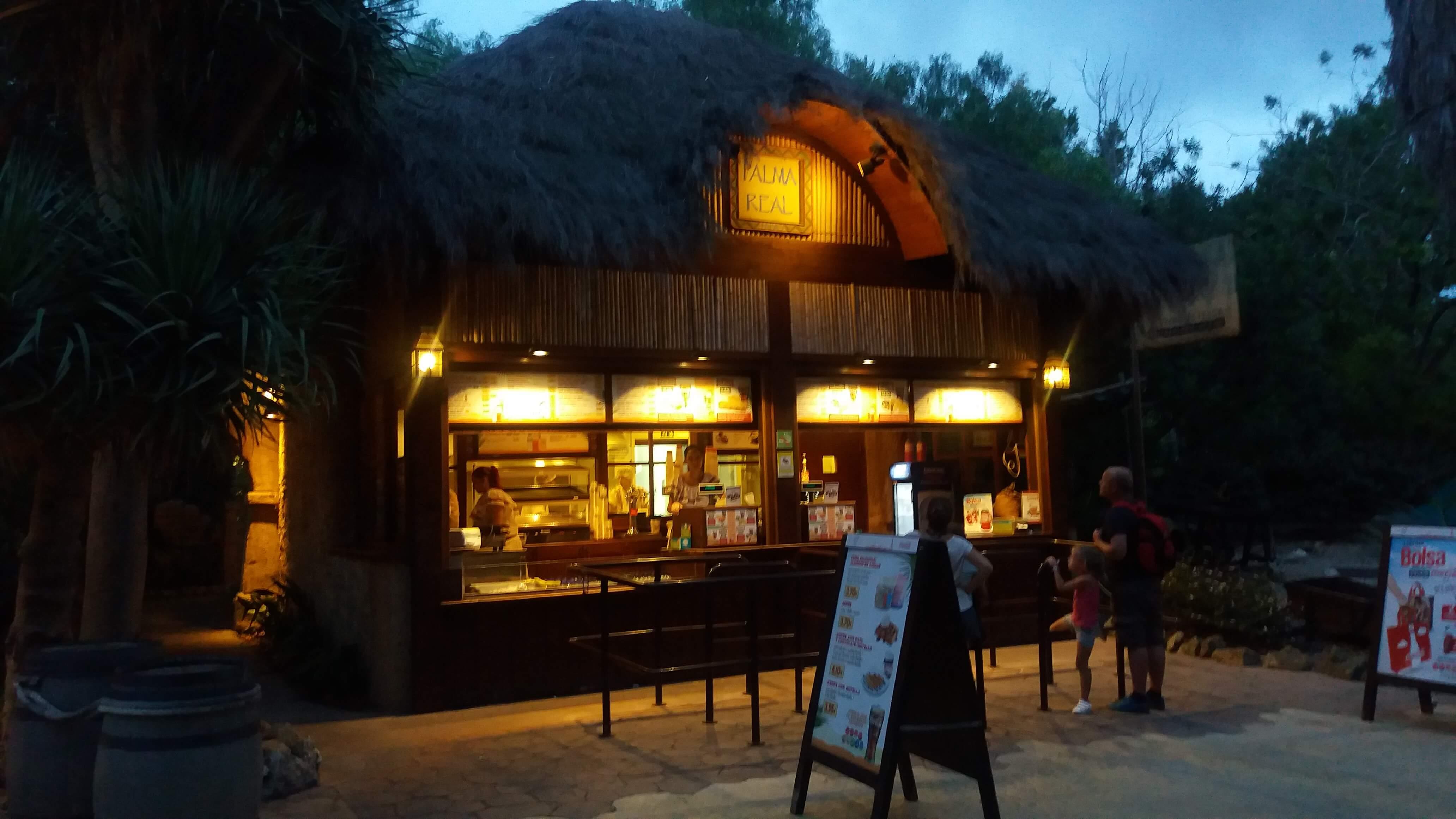 Portaventura como passamos um dia por l destino for Porte 12 restaurant