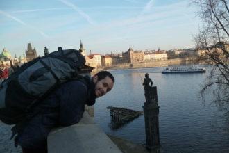 Mochilão Praga